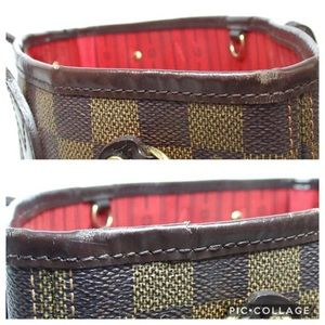 Louis Vuitton Bags - Authentic LOUIS VUITTOn Damier NeverFull Pm
